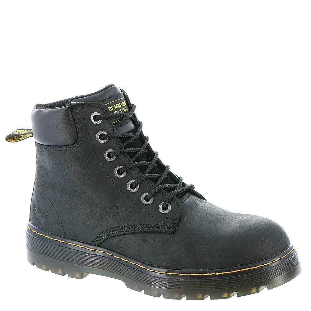 Dr Martens Industrial Winch St Men's Black Boot UK 8     ...