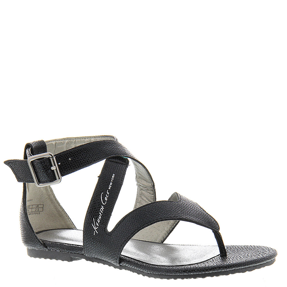 Kenneth Cole Reaction Crystal Strappy (Girls' Toddler-Youth) 819900BLK030M