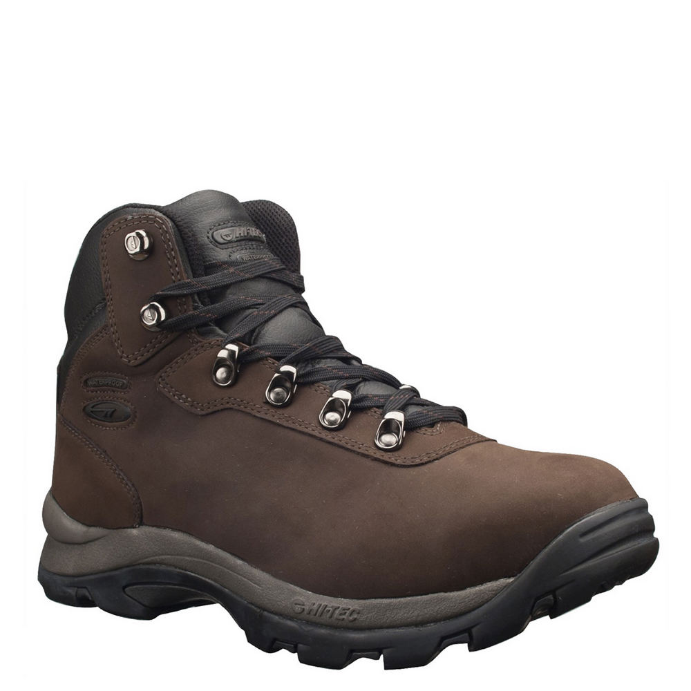Hi-Tec Altitude IV Waterproof Men's Brown Boot 13 D