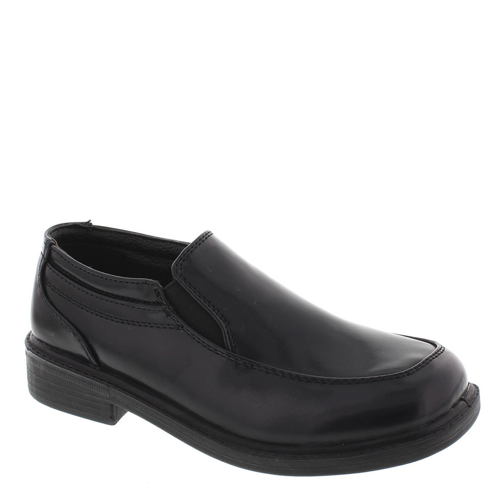 Deer Stags Brian Boys' Infant-Toddler-Youth Black Slip On...