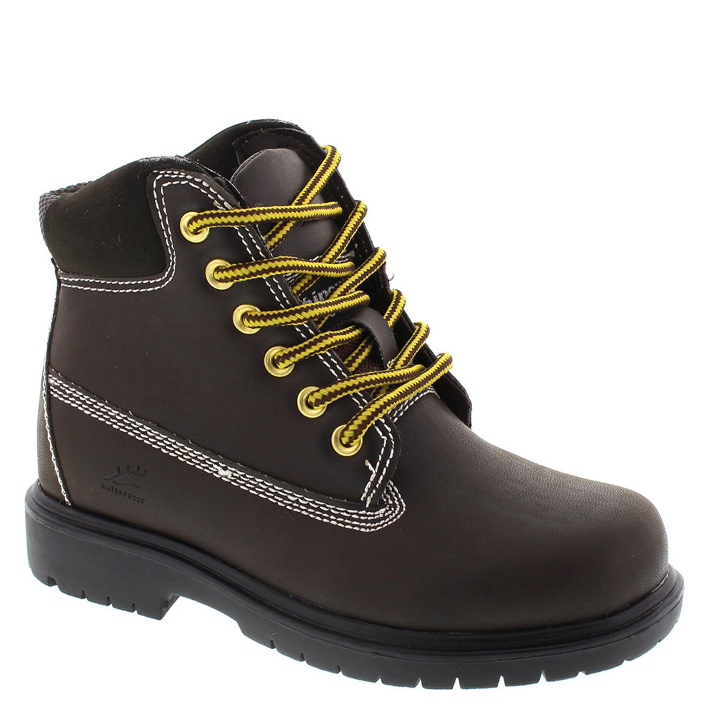 Deer Stags Mak2 Boys' Toddler-Youth Brown Boot 1 Youth M
