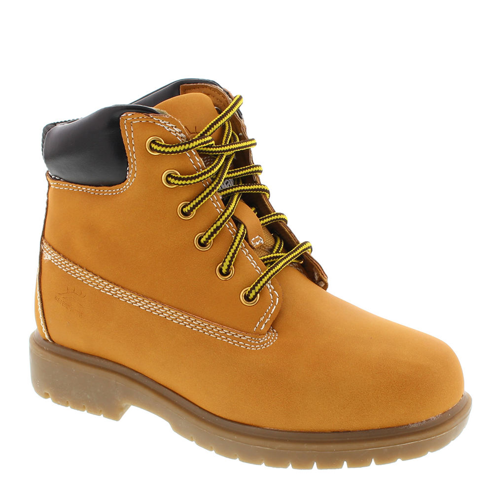 Deer Stags Mak2 Boys' Toddler-Youth Tan Boot 3 Youth M