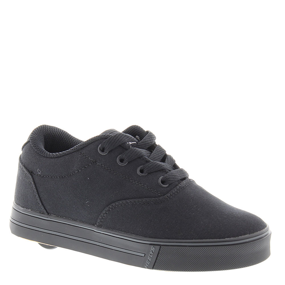 Heelys Launch Boys' Toddler-Youth Black Skate 5 Youth M
