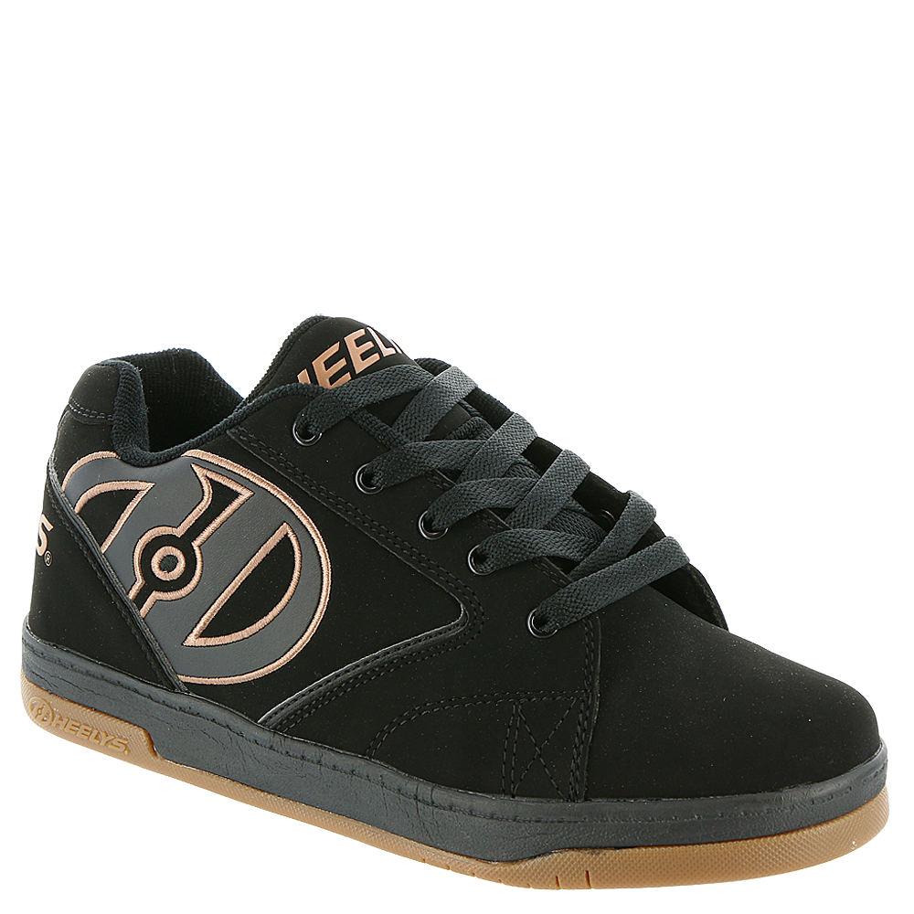 Heelys Propel 2.0 Boys' Toddler-Youth Black Skate 5 Youth M