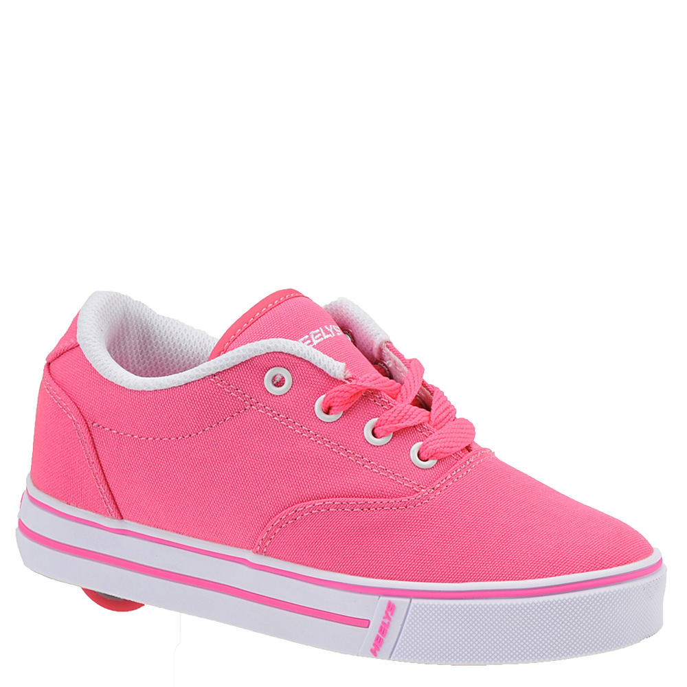 Heelys Launch Girls' Toddler-Youth Pink Skate 1 Youth M