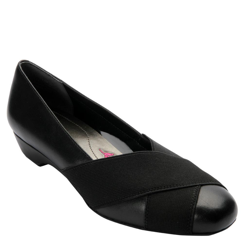 Ros Hommerson Tammy Women's Black Slip On 10 N