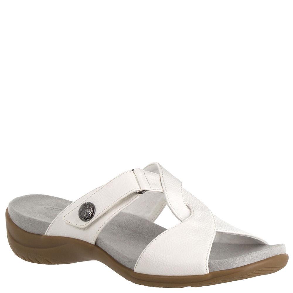 Easy Street Spark Women's White Sandal 8.5 M