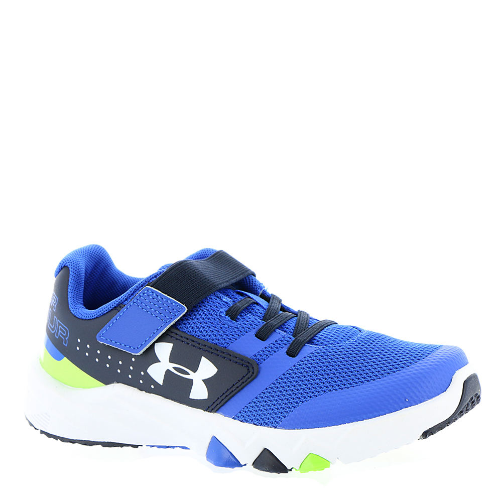 Under Armour BPS Primed AC Boys' Toddler-Youth Blue Runni...