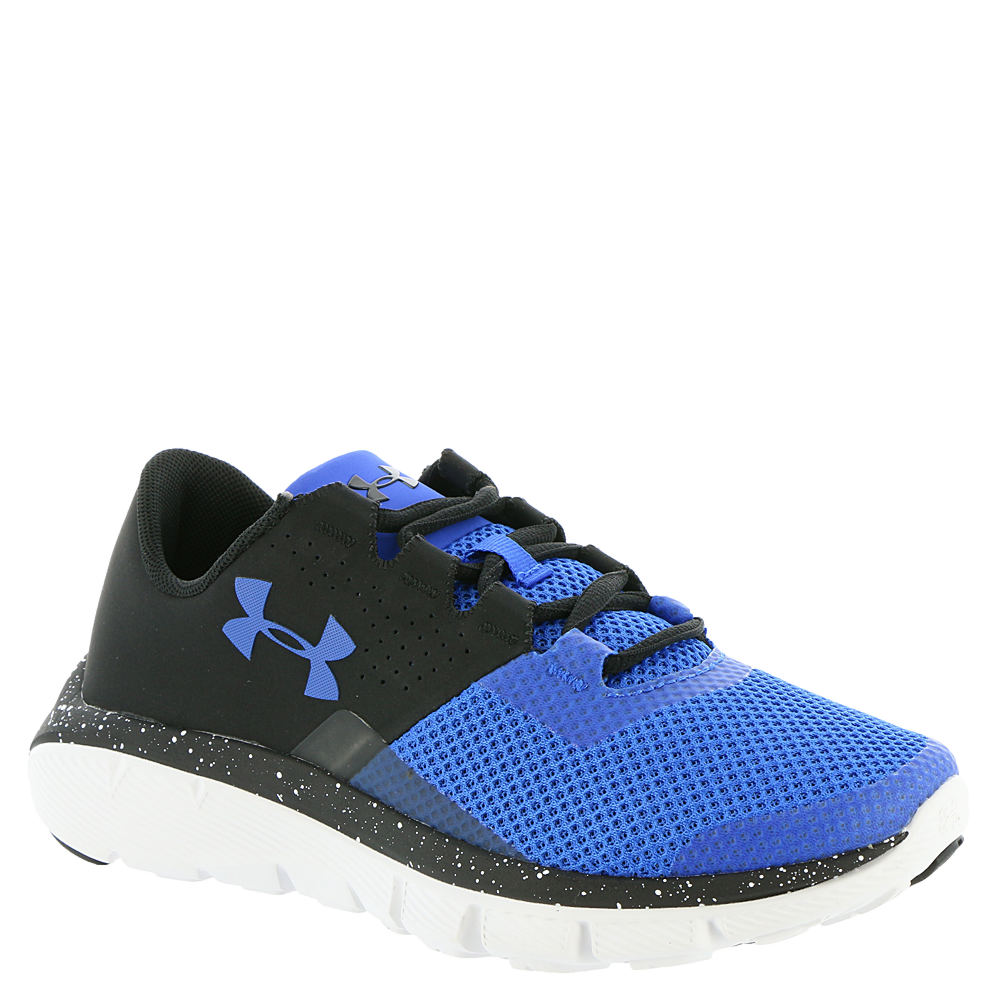 Under Armour BGS Fortis 2 Speckle Boys' Youth Black Running 5.5 Youth M 820557BLK055M
