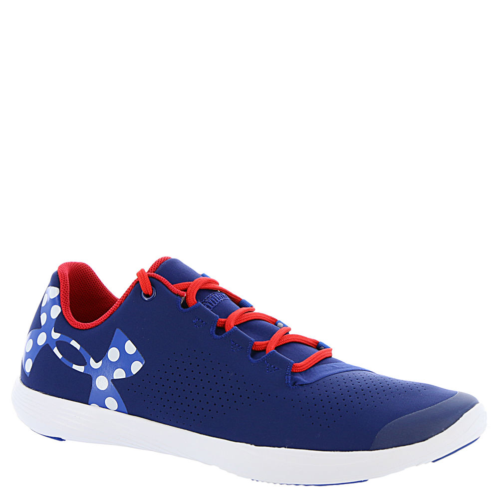 Under Armour GGS Street Precision Low Girls' Youth Navy Running 6 Youth M 820590CSP060M