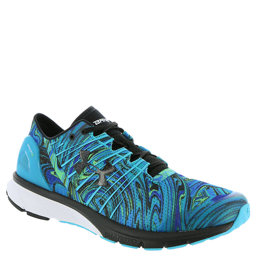 Under Armour Charged Bandit 2 Psychedelic (Men's) Blue-White-Black 642828