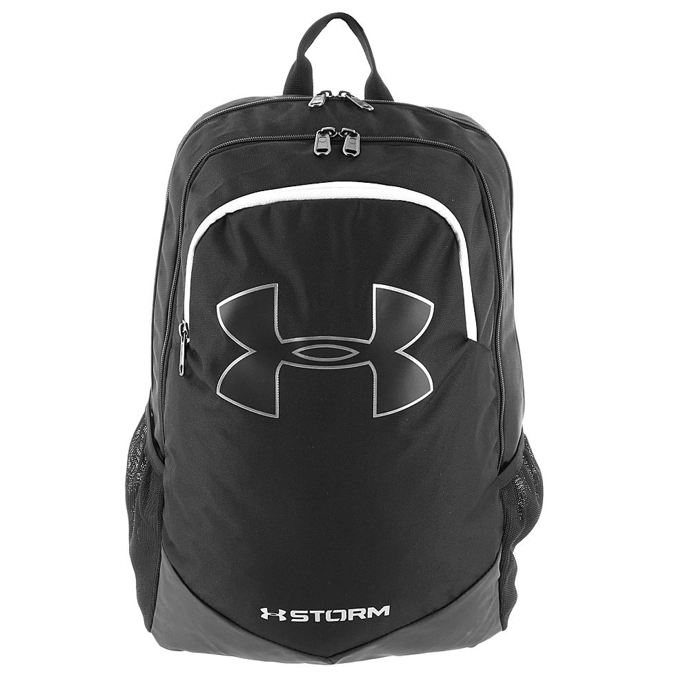 Under Armour Boys' Scrimmage Backpack Black Bags No Size 825366BLK