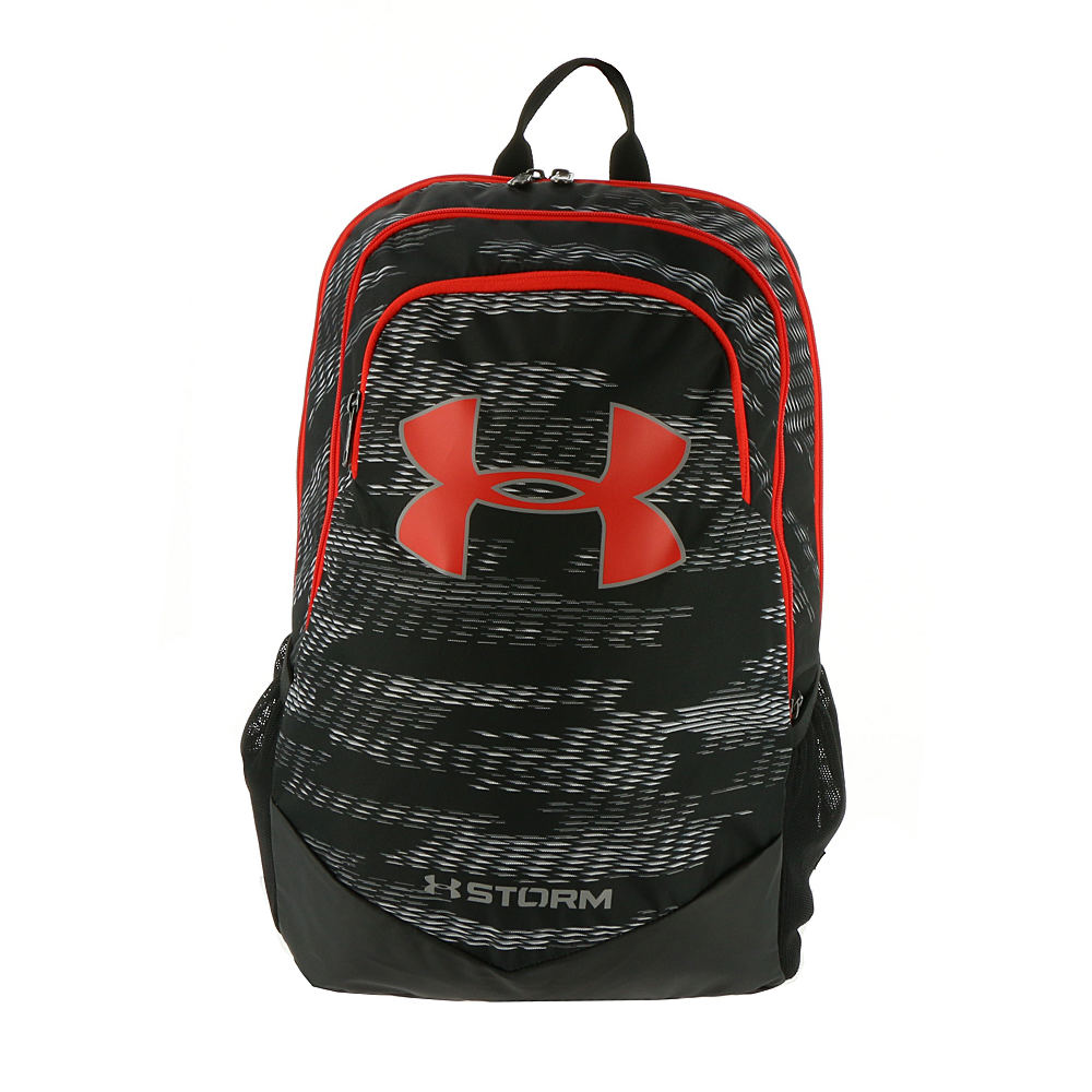 Under Armour Boys' Scrimmage Backpack Black Bags No Size 827387BLK