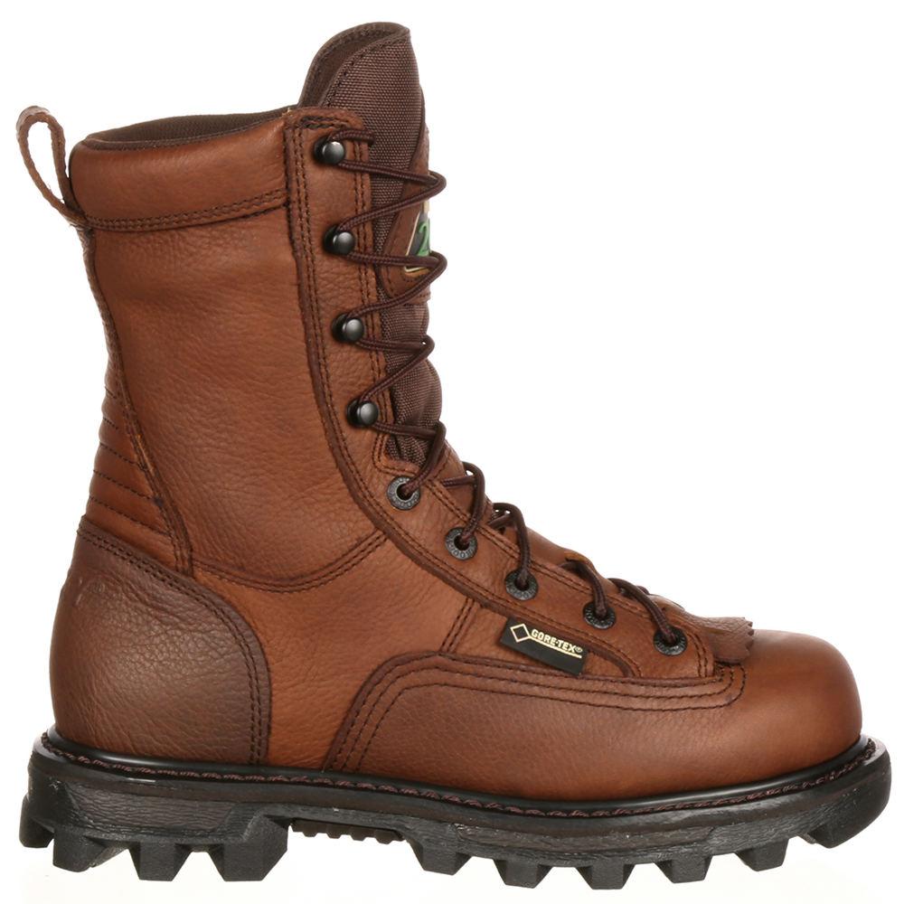 Rocky Bearclaw 3D 200 Gram Men's Brown Boot 11.5 W
