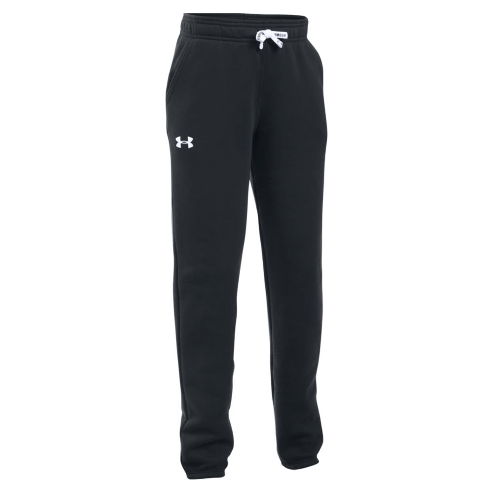 Under Armour Girls' Favorite Fleece Jogger Pants 820920BLKXS