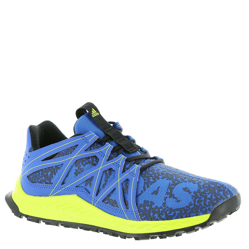 Adidas Vigor Bounce Boys' Toddler-Youth Blue Running 12 T...
