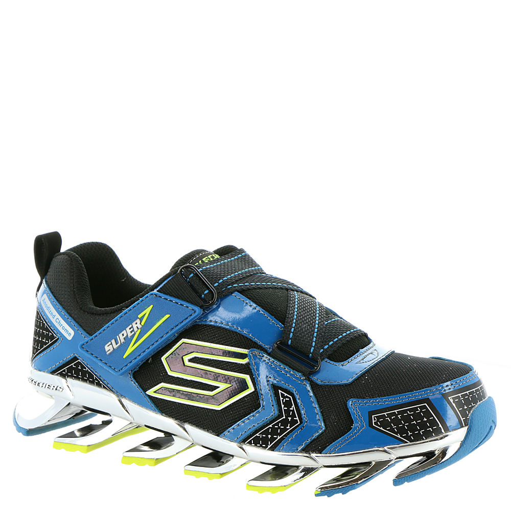 Skechers Mega Blade 2.0-Chrome Z Boys' Toddler-Youth Blue...
