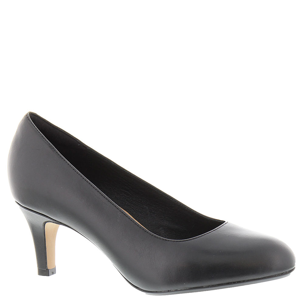 Clarks Heavenly Heart Women's Black Pump 7.5 M 526191BLK075M