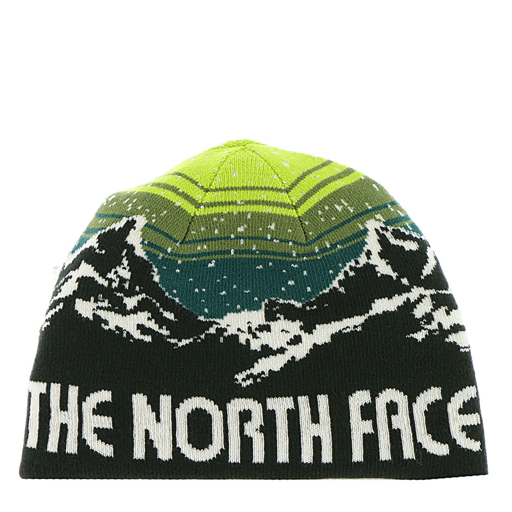 The North Face Boys' Anders Beanie Black Hats M 821354BLKMED