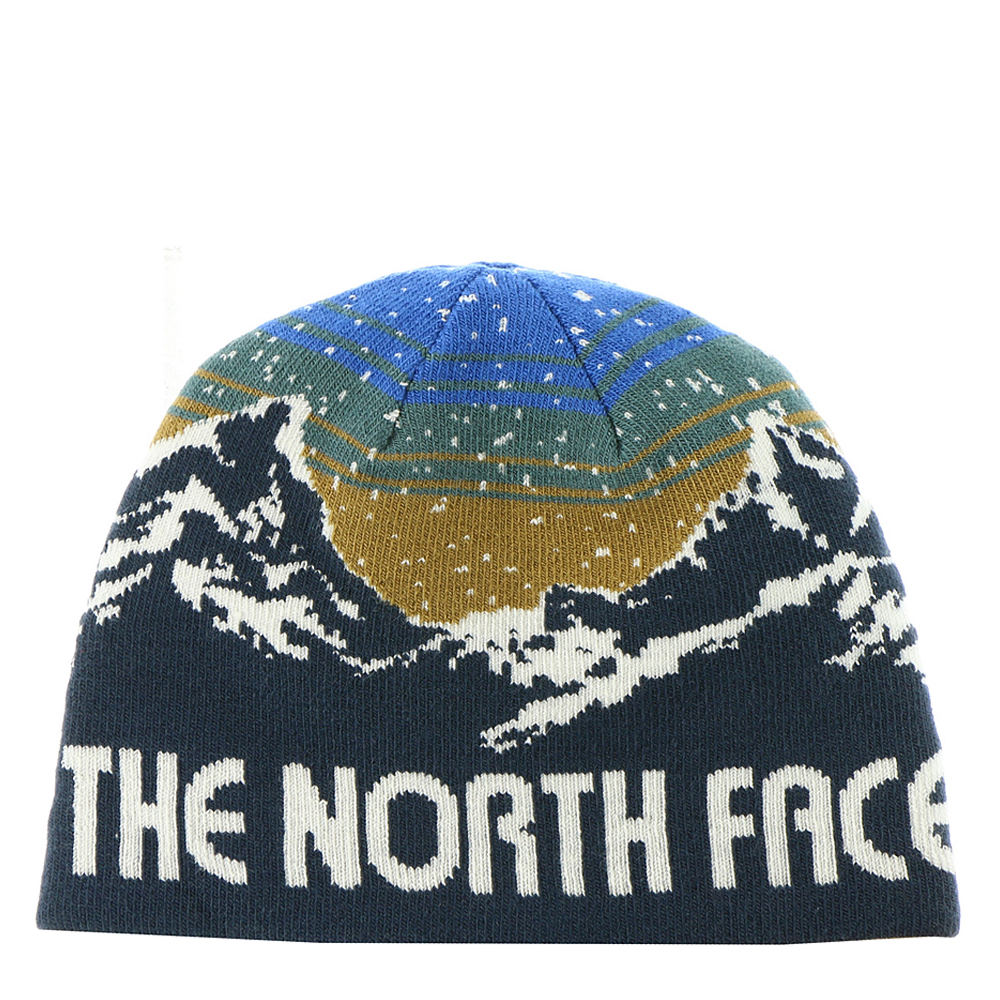 The North Face Boys' Anders Beanie Blue Hats S 824391BLUSML