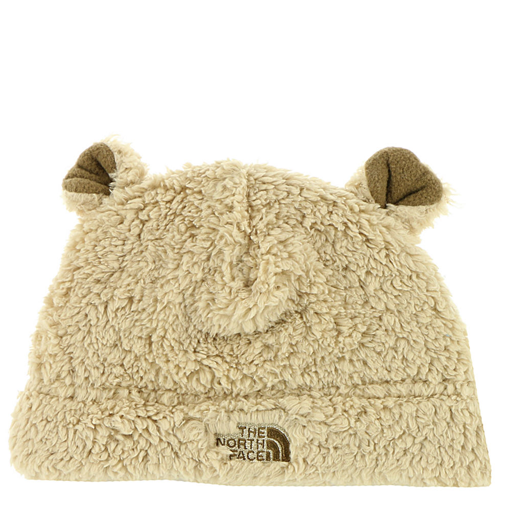North Face Boys' Baby Bear Beanie Tan Hats XXS