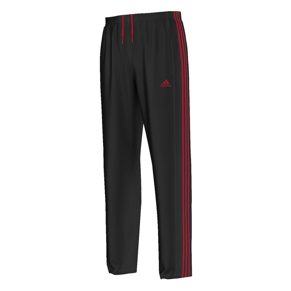 Adidas Men's Team Issue 3 Stripe Pant 710698BLKL