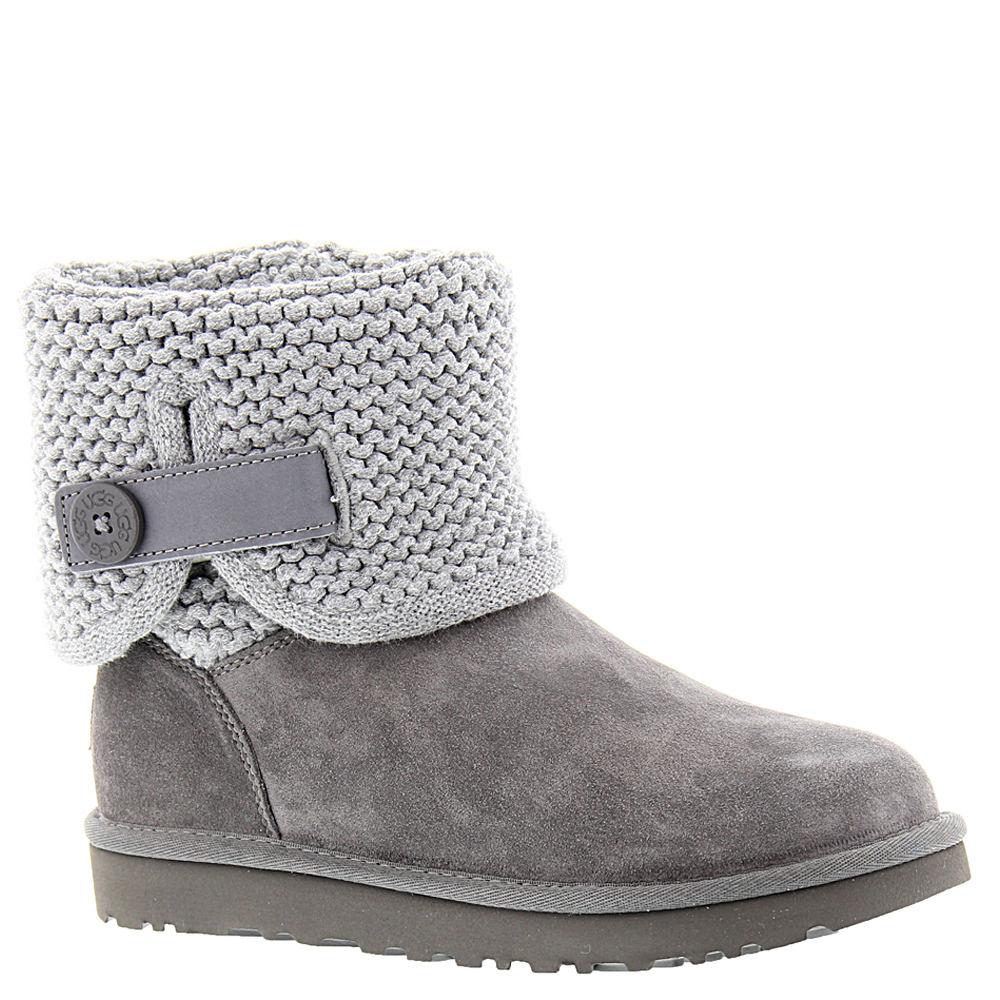 UGG Shaina Women's Grey Boot 5 M
