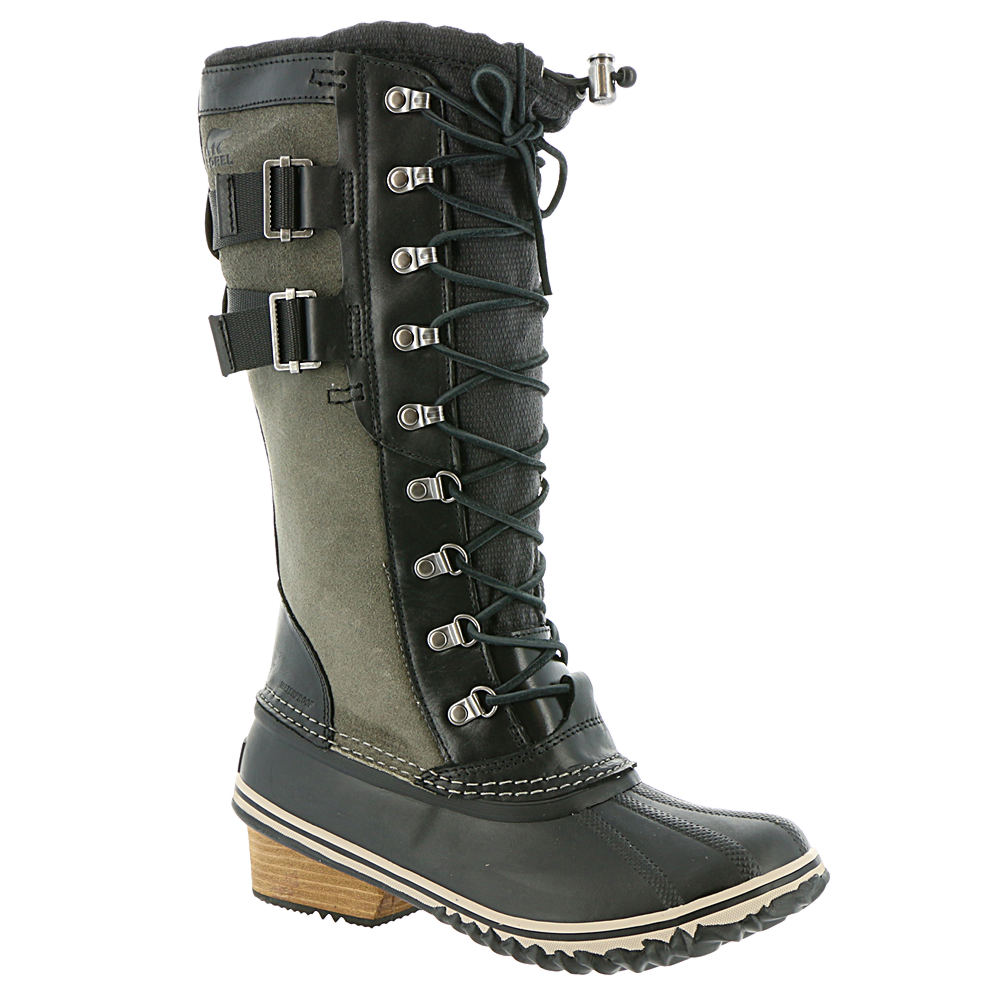 Sorel Conquest Carly II Women's Black Boot 6.5 M