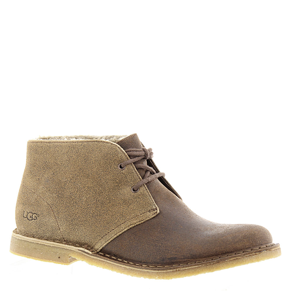 UGG Leighton Bomber Men's Brown Boot 8 E3