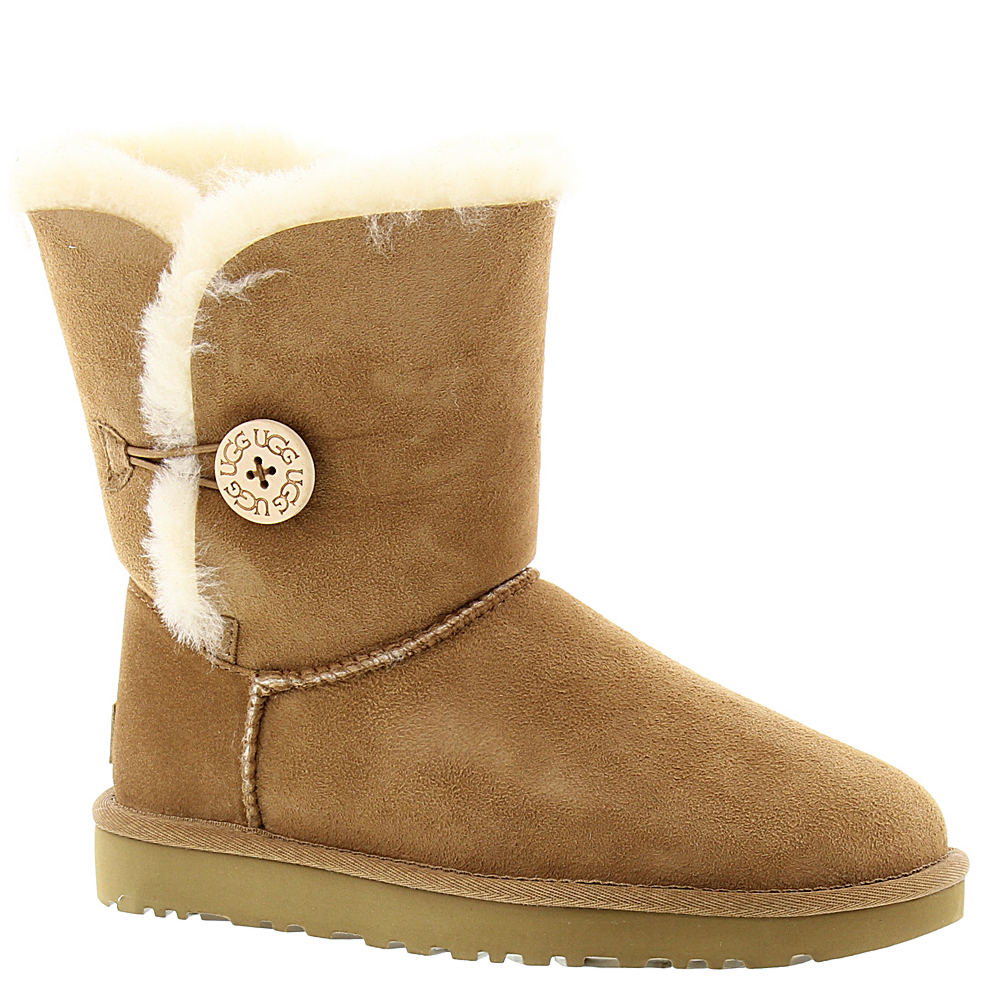 UGG Bailey Button II Women's Brown Boot 6 M