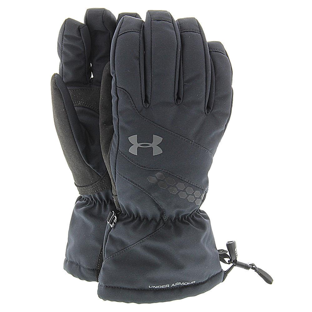 Under Armour Mountain Glove Men's Black Misc Accessories XL 643332BLKXL