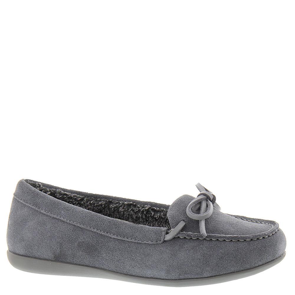 Vionic with Orthaheel Cozy Ida Women's Grey Slipper 8 M