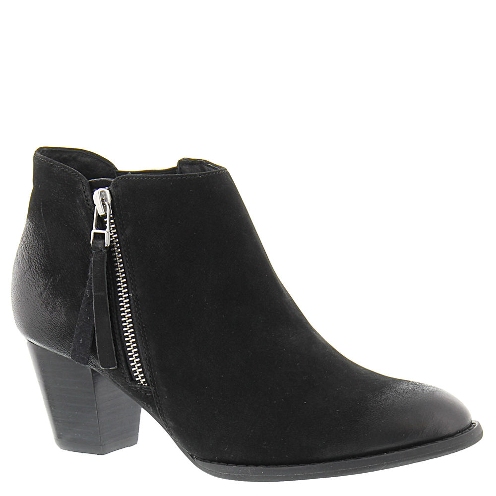 Vionic with Orthaheel Sterling Women's Black Boot 8.5 W