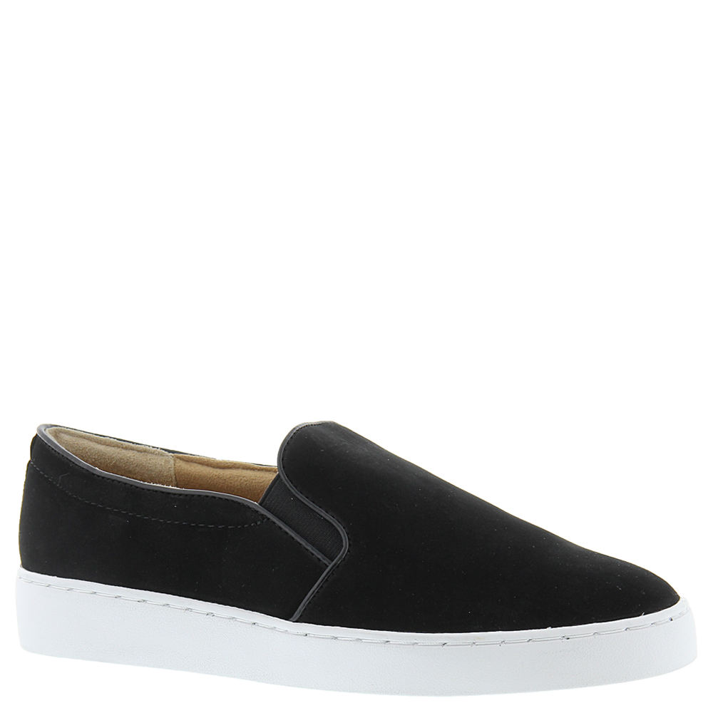 Vionic with Orthaheel Midi Women's Black Slip On 10 M 543384BLK100M