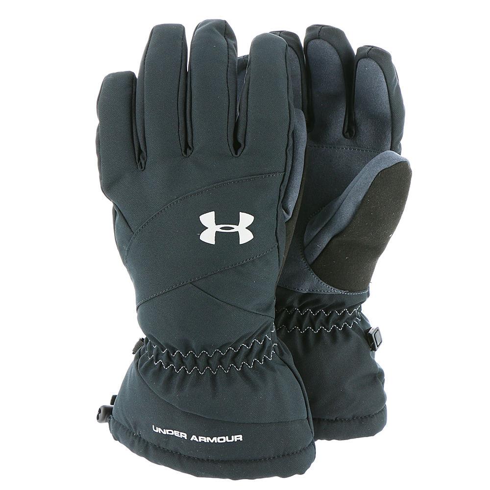 Under Armour Mountain Glove Women's Black Misc Accessories S 526824BLKS