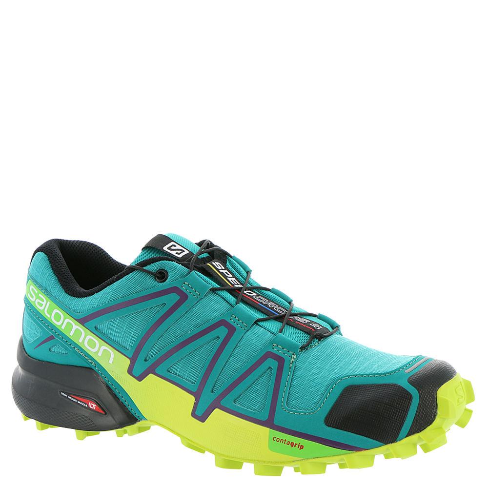 Salomon Speedcross 4 Women's Blue Running 7 M