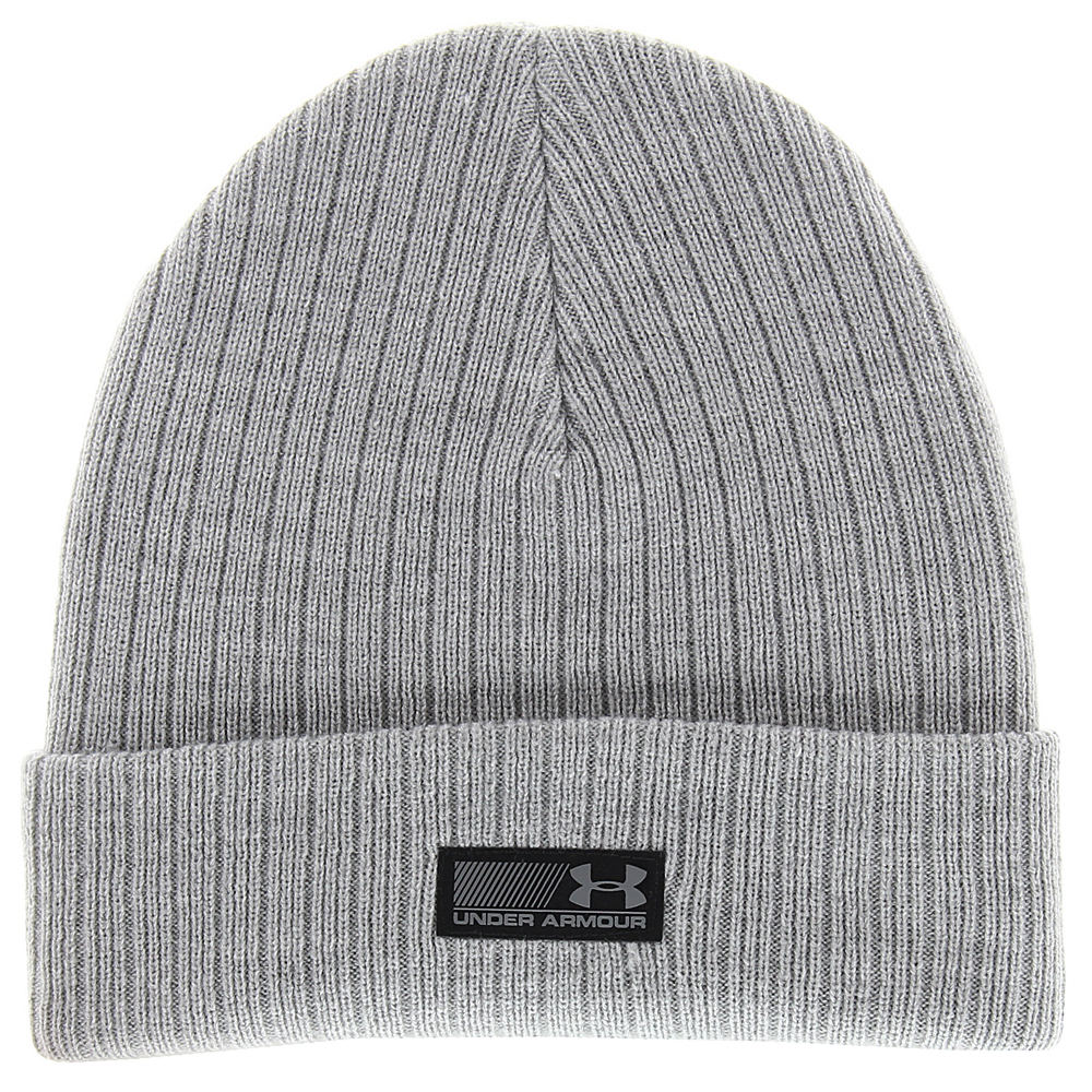Under Armour Men's Truck Stop Beanie Grey Hats One Size 643493HGR