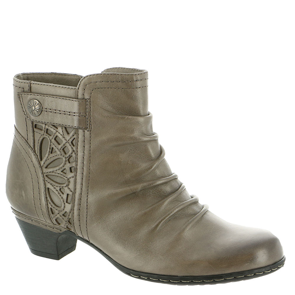 Cobb Hill Collection Abilene Women's Grey Boot 10 W 519650GRY100W