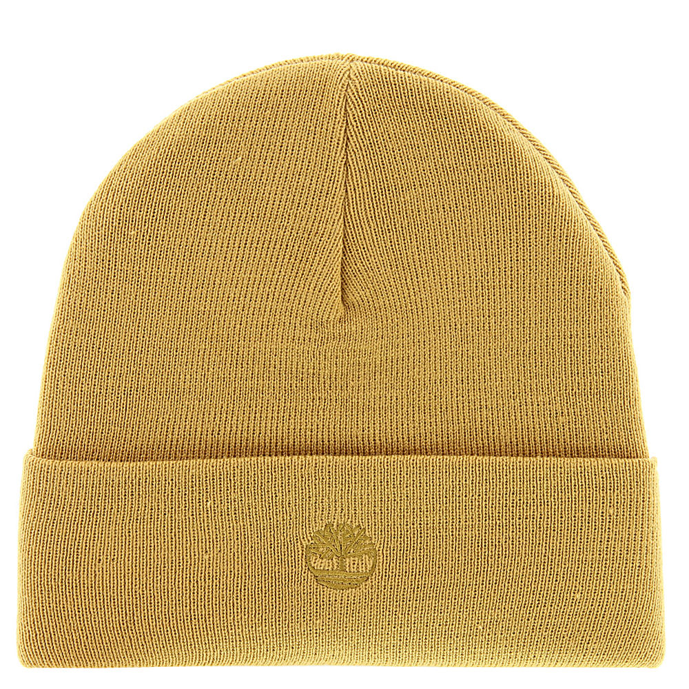 Timberland TH340037 Solid Knit Watchcap (Men's) 643668WHE