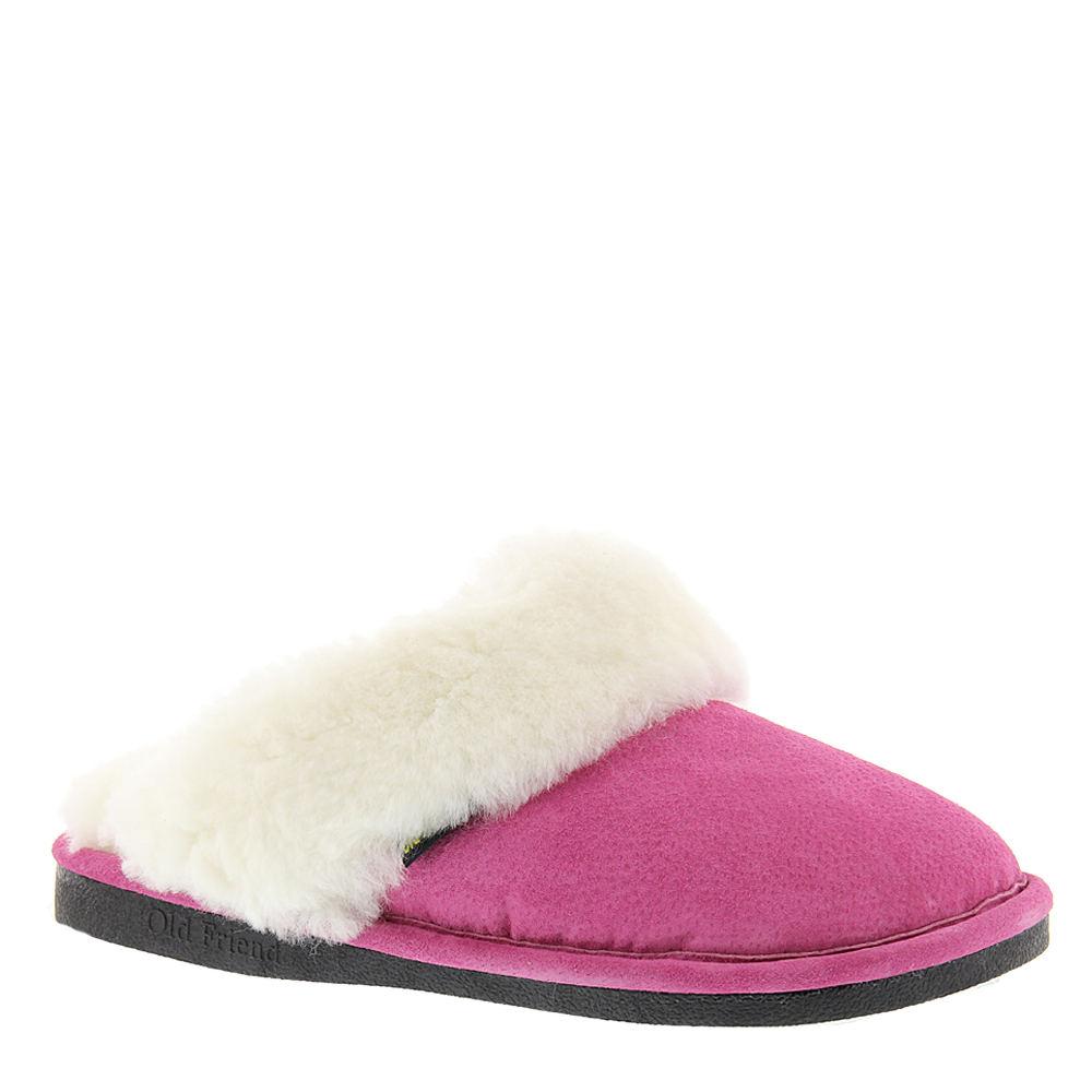Old Friend Scuff Women's Pink Slipper 12 W2 517745HTP120W2
