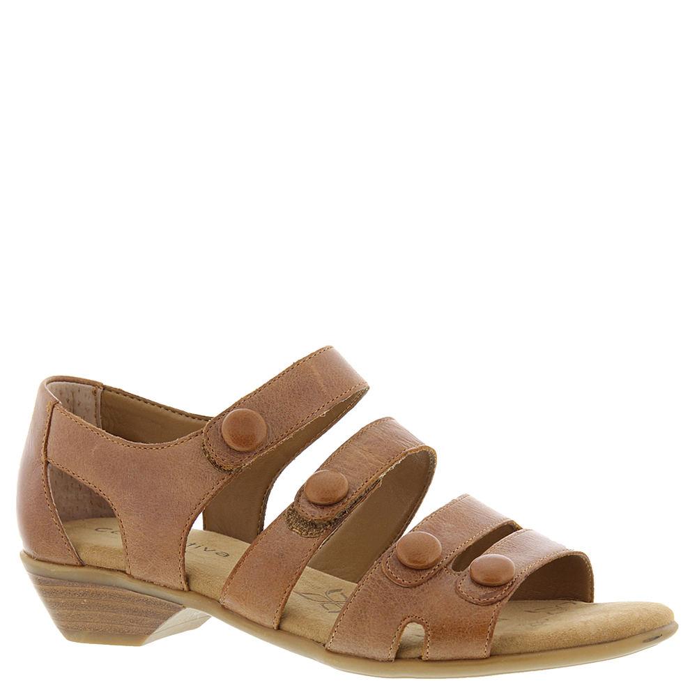 Comfortiva Reading Women's Tan Sandal 7 W