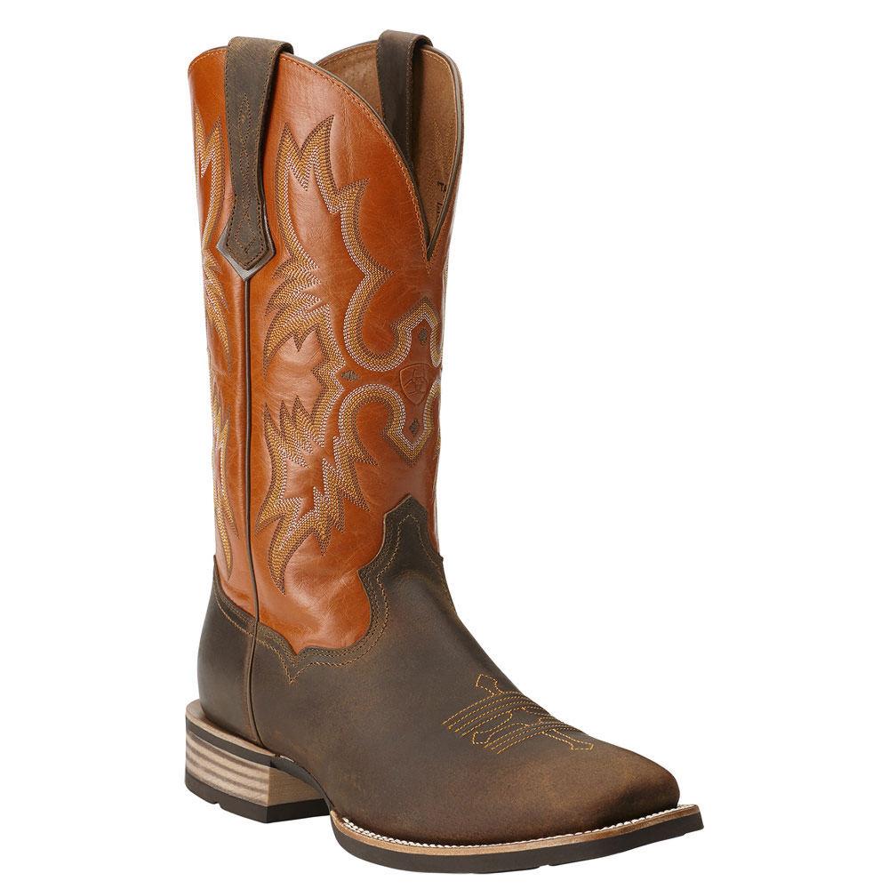 Ariat Tombstone Men's Brown Boot 12 E2
