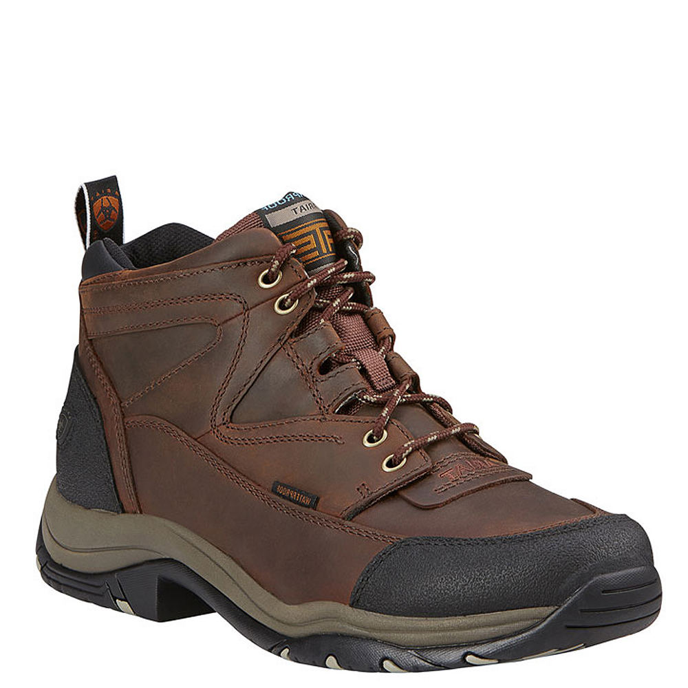 Ariat Terrain H2O Men's Bronze Boot 10 E2