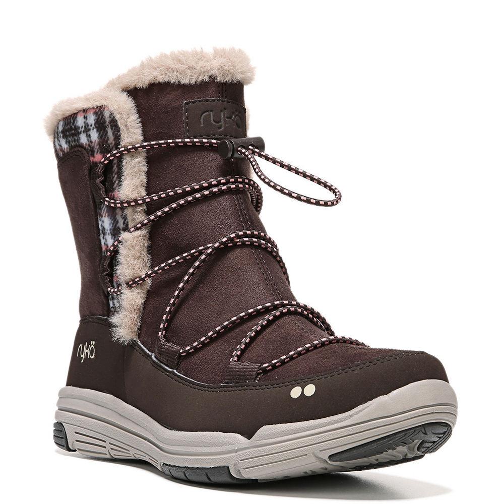 Ryka Aubonne Women's Brown Boot 6 W
