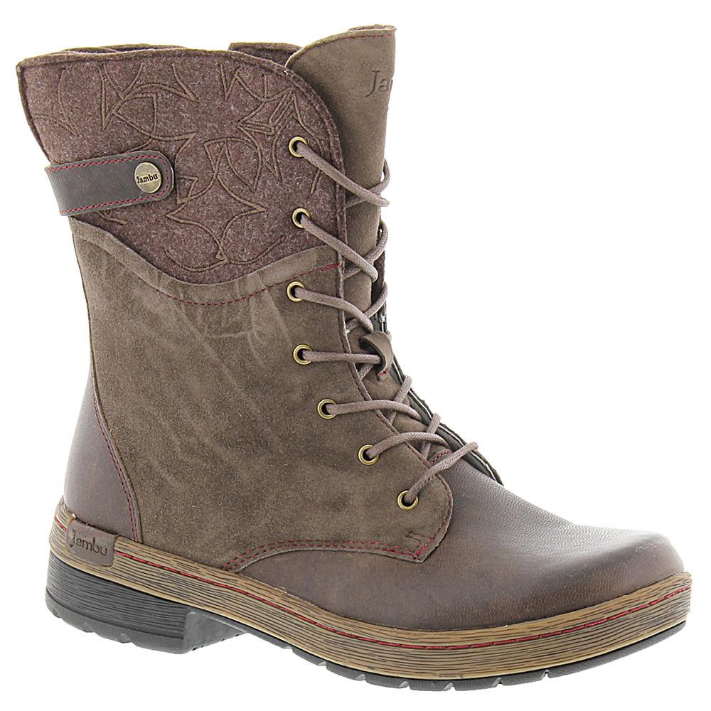 Jambu Hemlock Women's Grey Boot 6.5 M 529052SMK065M