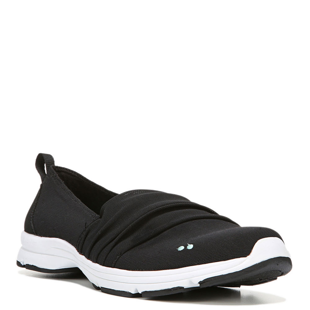 Ryka Jamboree Women's Black Slip On 5 M