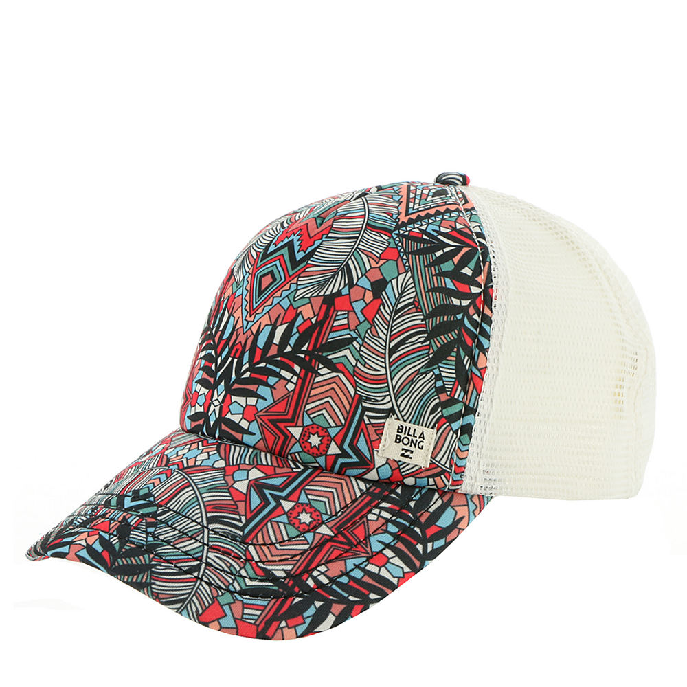 Billabong Women's Heritage Mashup Hat Red Hats One Size 556947GRM