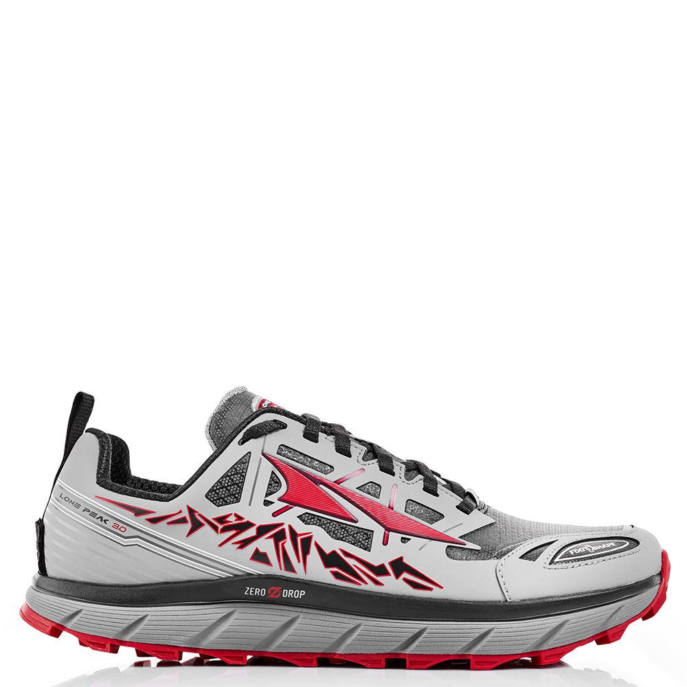 Altra Lone Peak 3.0 Neoshell Men's Grey Running 11 M