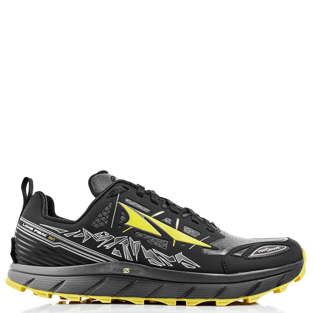 Altra Lone Peak 3.0 Neoshell Men's Black Running 9 M