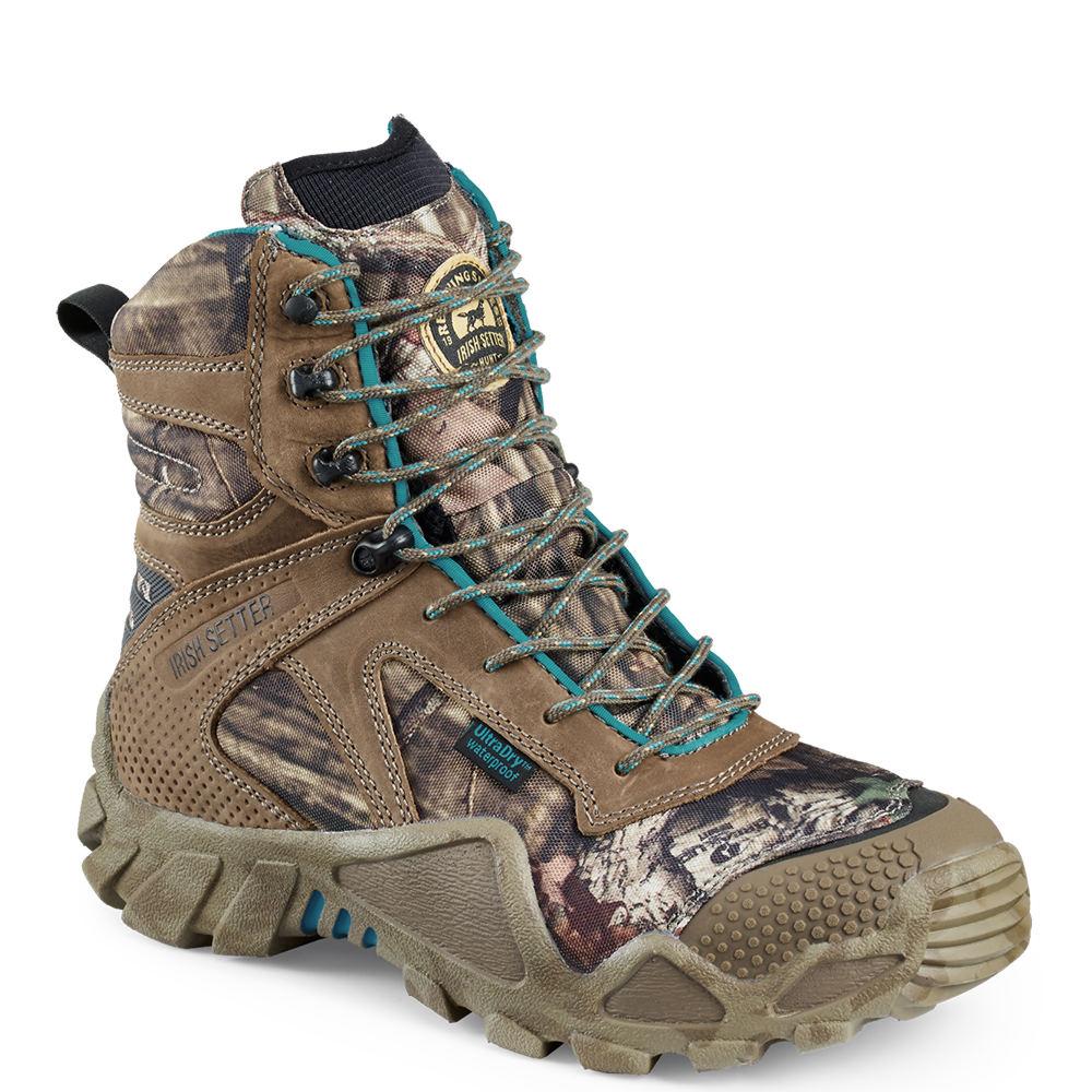 """Irish Setter 8"""" Vaprtrek Women's Multi Boot 5 M"""